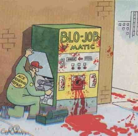 blowjob machine. well that scares me to death!.