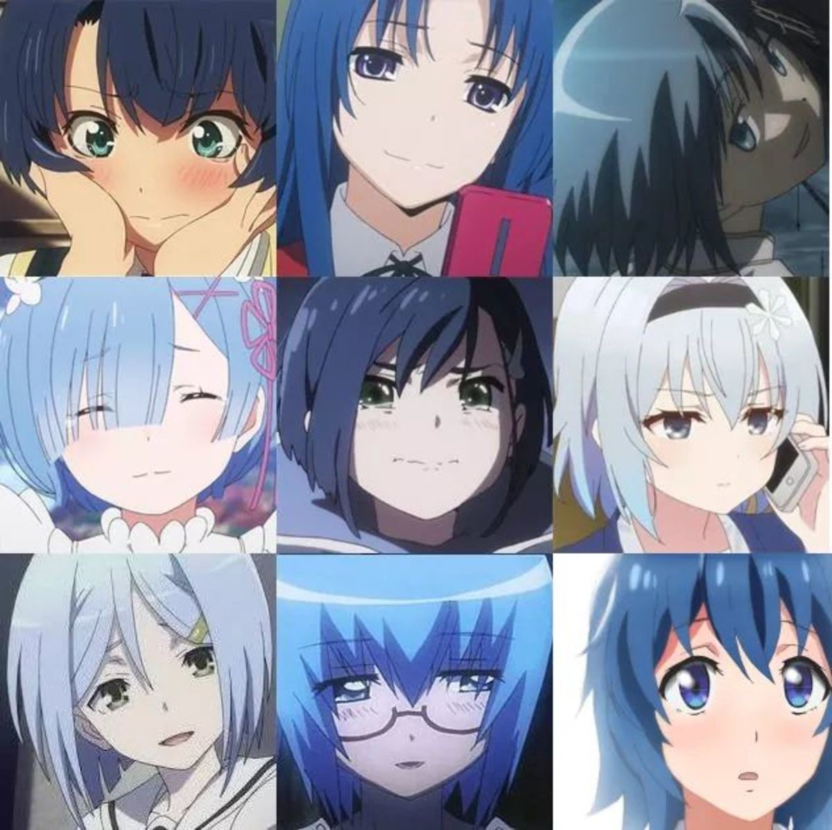 Blue Hair Is a Curse. join list: Lewds4DHeart (1611 subs)Mention History join list: