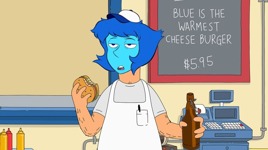 Bob Burger. hello it is i, Bob Burger, from the hit gay show, Burger Bob, pls like donate subscribe for more soft burger. BLUE I THE 1111 ',1 TC, St I. ONLY TWO MORE MONTHS TILL THE HIATUS ENDS AND MY LIFE CAN AVE MEANING AGAIN. kill me.