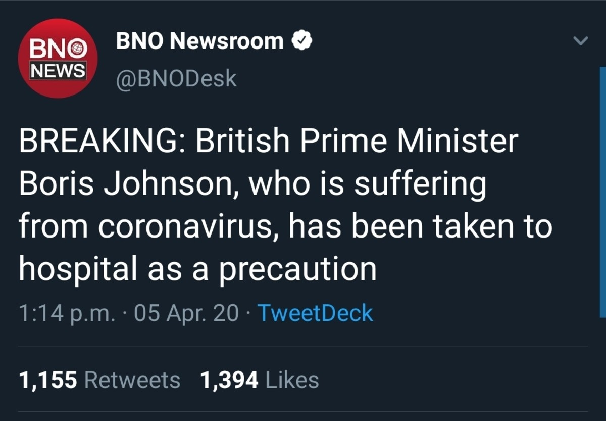 Boris Johnson. .. >Boris is in critical condition >parliament is in chaos >can't pick who can speak for all >door is kicked open >corgis with knives run around &gt
