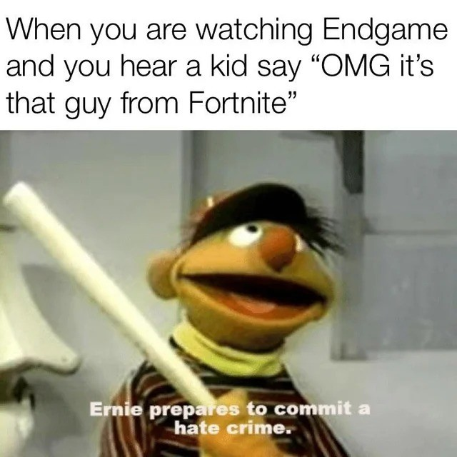 'Bout to snap this little . join list: VideoGameHumor (1699 subs)Mention History join list:. idk if they are referring to Thanos or N00bM4513r69
