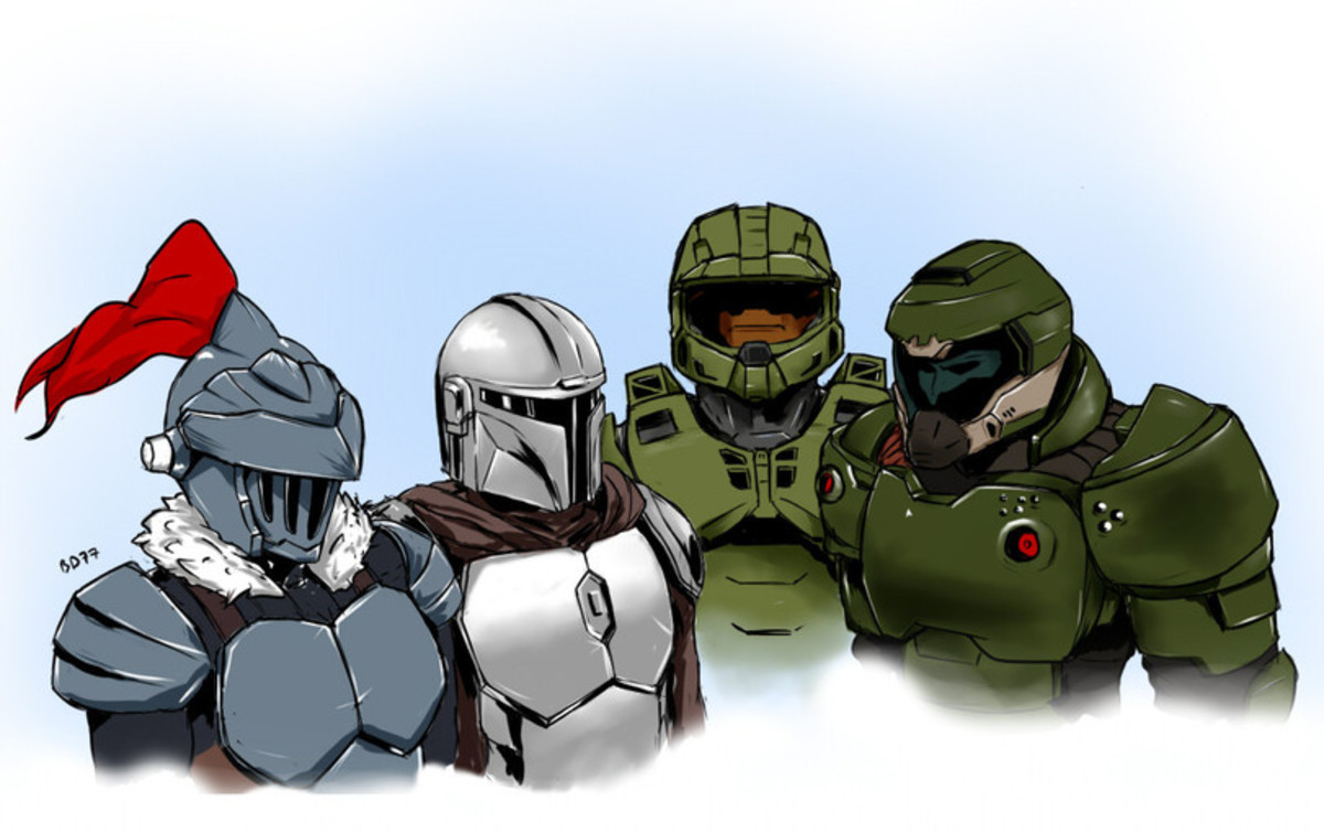 boys helmets. .. 4 guys that enjoy killing. Whole point. We love them for it.