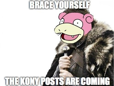 Brace Yourself. . mung