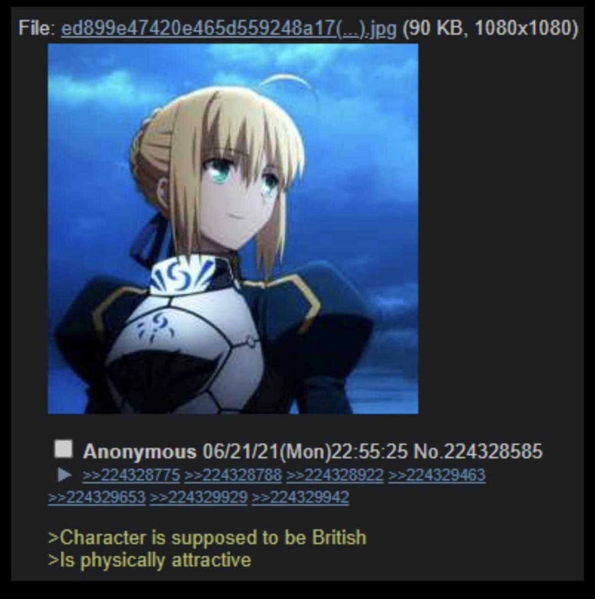 BRITISH SLANDER. Racism will not be tolerated in sasuke sama's utopia.. Isnt she welsh?