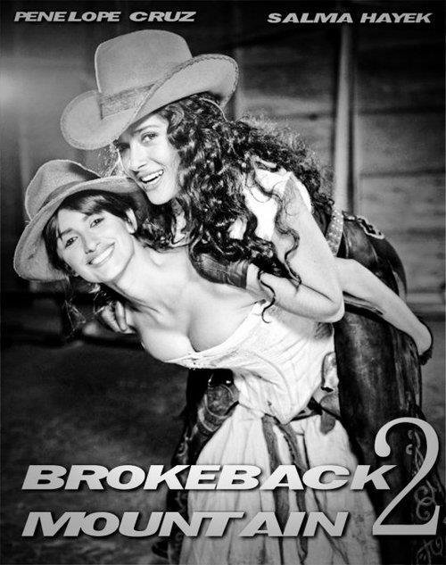 Brokeback Mountain sequel. Would you go see it?.. uh, yeah
