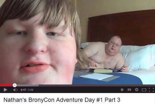 bronycon. . Nathan' s Em. -nyc-::: n Adventure Day #1 Part iii]. God sent ebola for a reason.