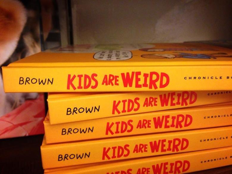Brown Kids. .