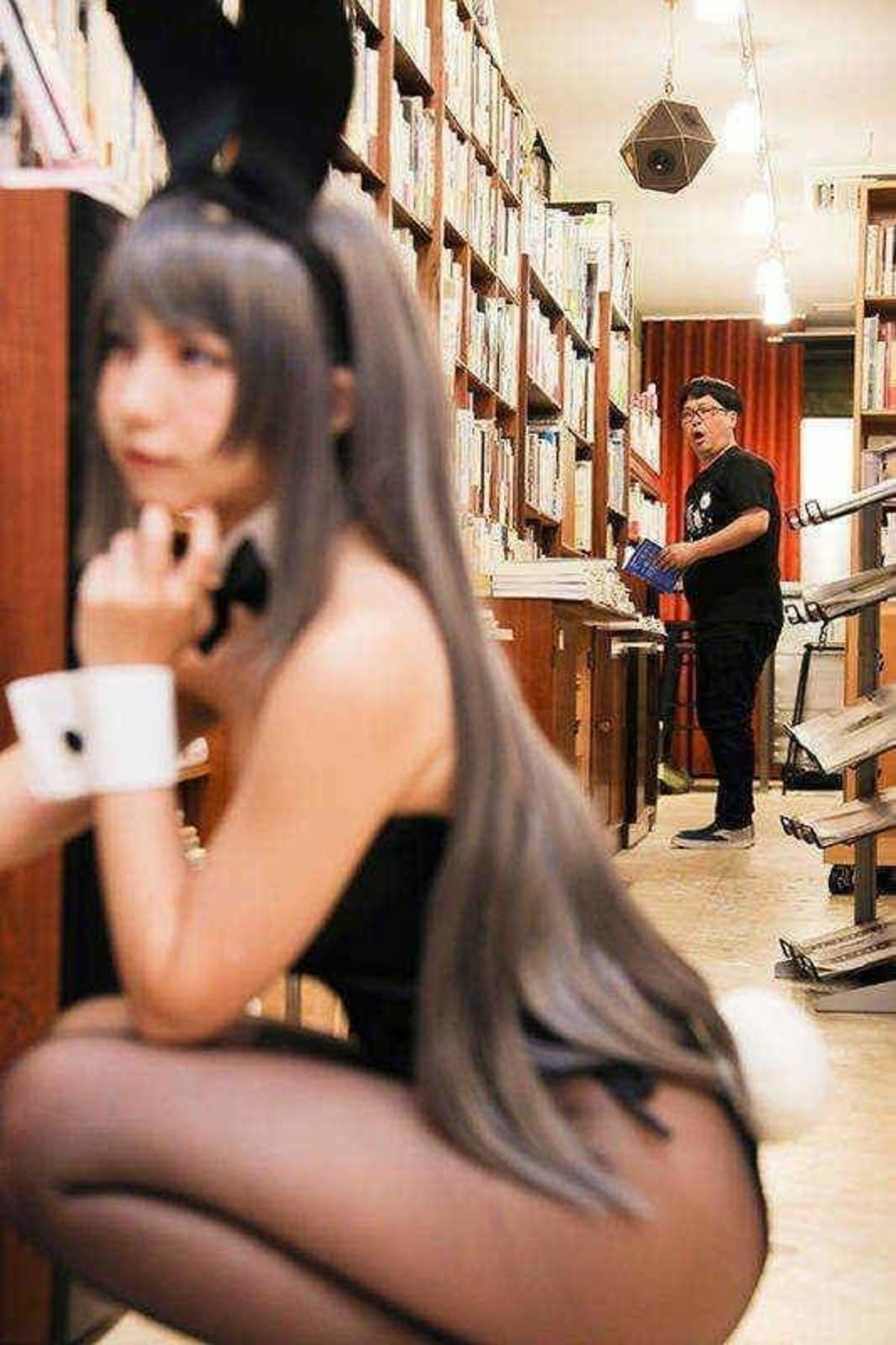 Bunnygirl Senpai Live Action. join list: 3DLewds (790 subs)Mention History join list:. not my bunny giorl join list: ReligionofThiccThighsMention History