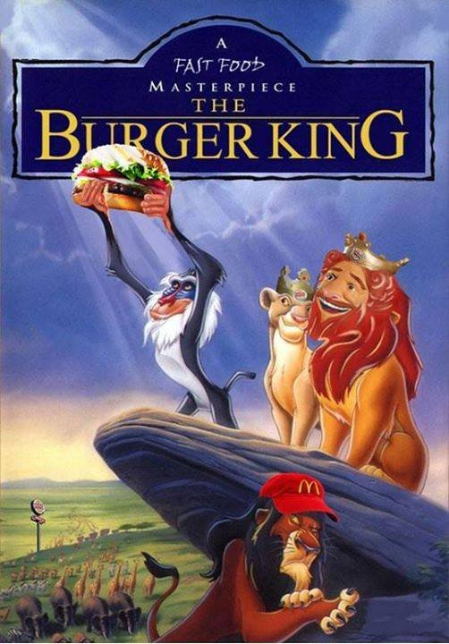 Burger king. . FEW' DIIE l,. CKING t. LONG LIVE THE KING !!!