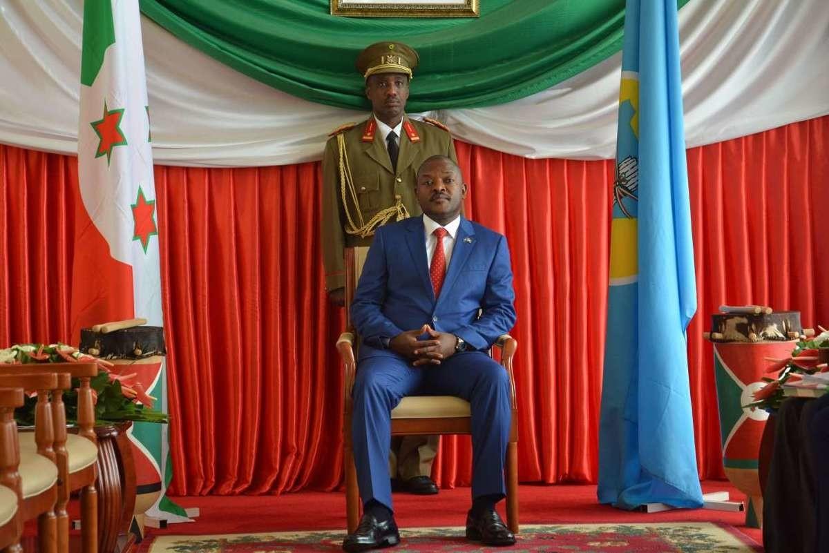 "Burundi's President Pierre Nkurunziza Dies Of Heart Attack. The government of Burundi on Tuesday announced the ""unexpected"" death of President Pierre Nkurunziza"