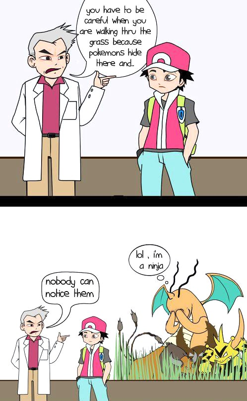Bushes in Pokémon. Inb4 Charizards can't be found in bushes inb4 OP can't inb4 Not OC, so don't bash me for the post. Im just like the middleman ~have a good da