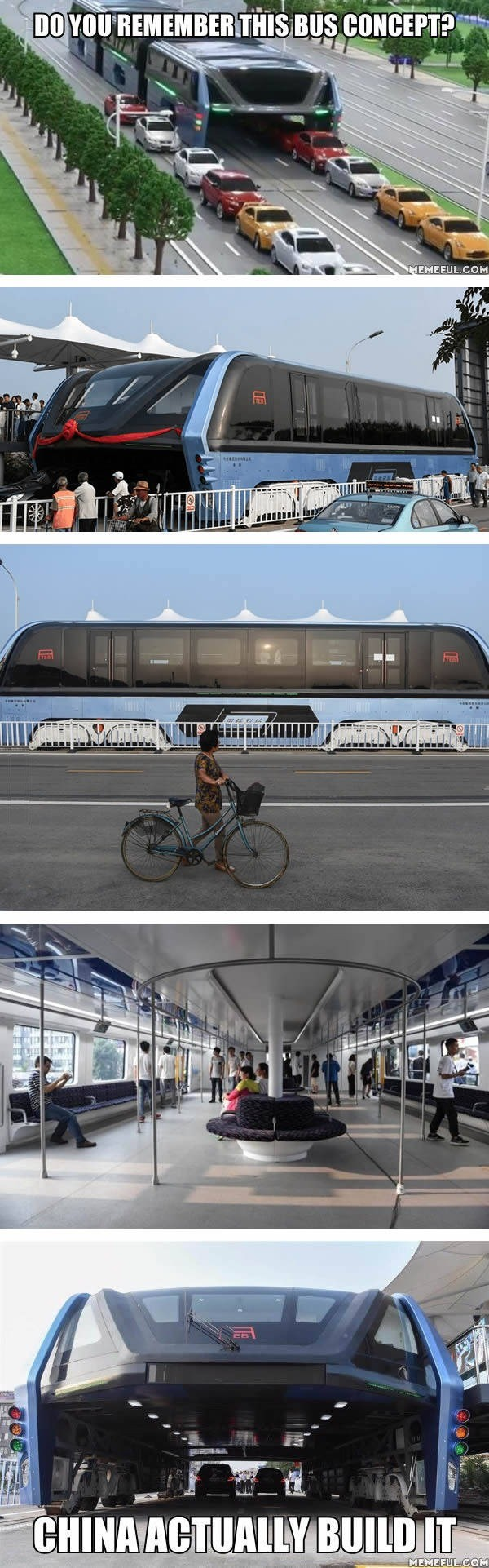 Buss. .. >China built it So it's going to be seen exploding on LiveLeak in a month