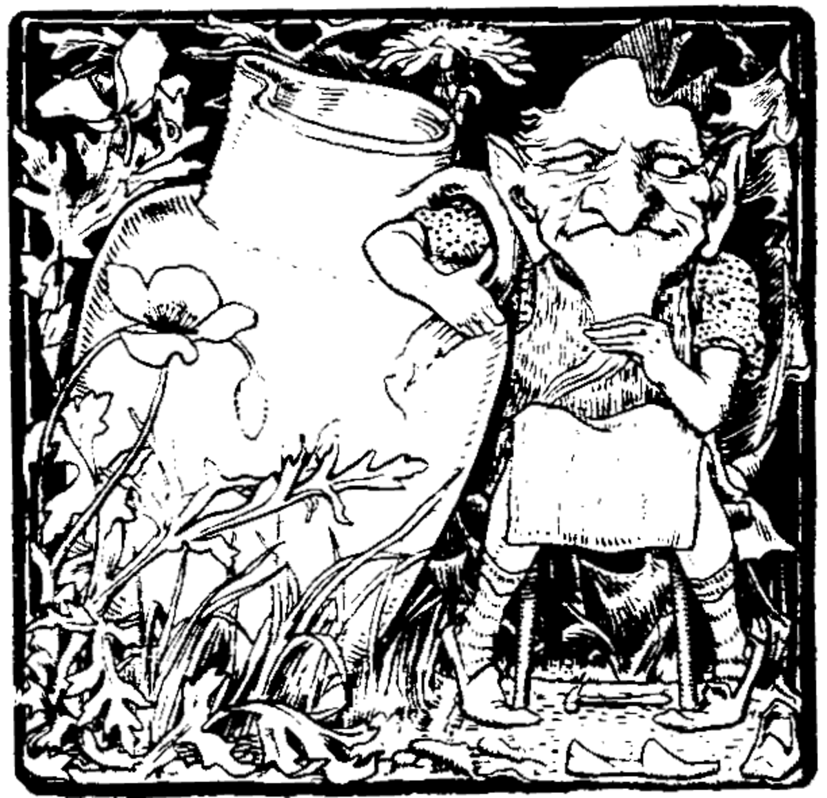 Clurichaun, the TRUE Irish fairy. One of my favorite species of folklore creature is the fairy, as they are extremely versatile, mischievous spirits which means
