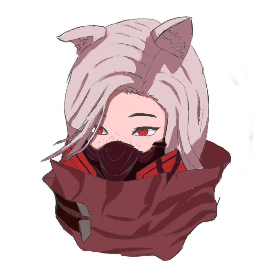 Code Vein character. just a quick drawing of my Code Vein character cause i really like her looks took about 1 hour to draw so no fancy pants stuff really image