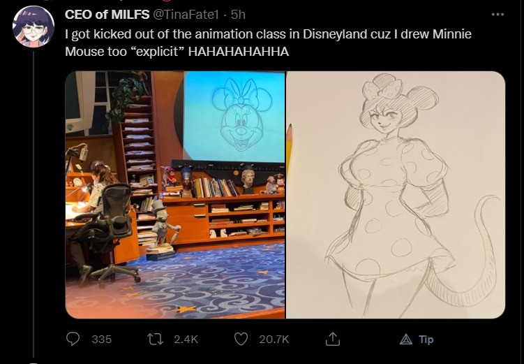combined Manatee. .. We get it, you draw porn. That doesn't mean you should flaunt your degeneracy everywhere.