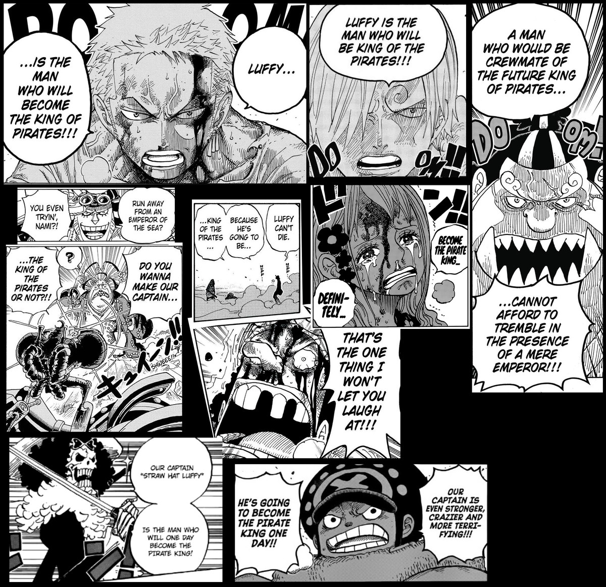 cool. join list: onepiece (236 subs)Mention History.. Robin needs to learn Armament haki. Even the basics will be magnificent against Logia's