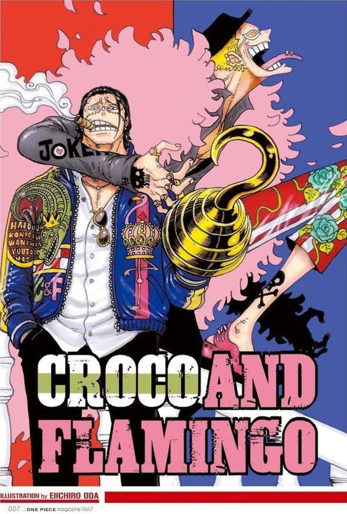 crocomingo. join list: onepiece (236 subs)Mention History.. My two favorite villains. I hope we get more Crocodile in the new world, a lot of people dont think he's very strong because Luffy took him out early in the ser