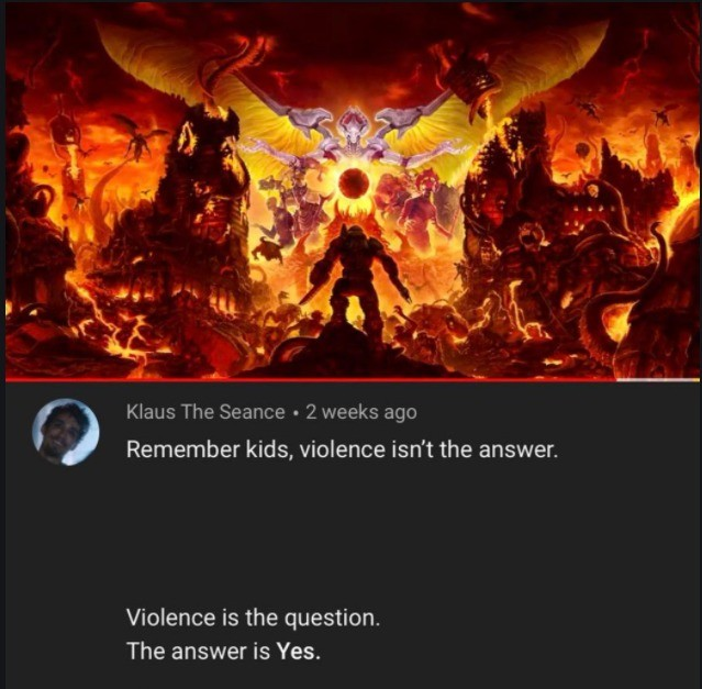 Cursed comments #15. .. is this really cursed?