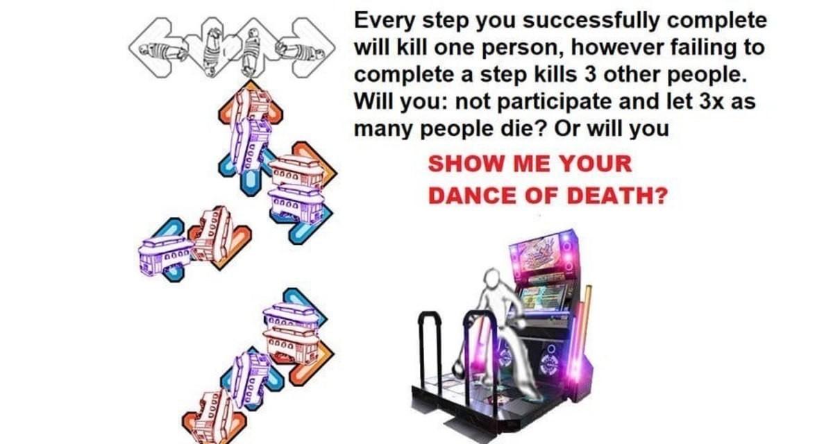 Death Dance Revolution. .