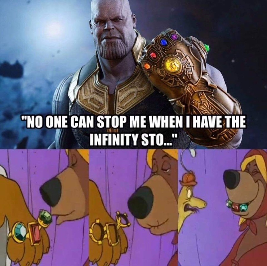Endgame ending. join list: MarvelStuff (205 subs)Mention History join list:. ACTUAL SPOILER Funny enough, that's pretty much exactly what happened.