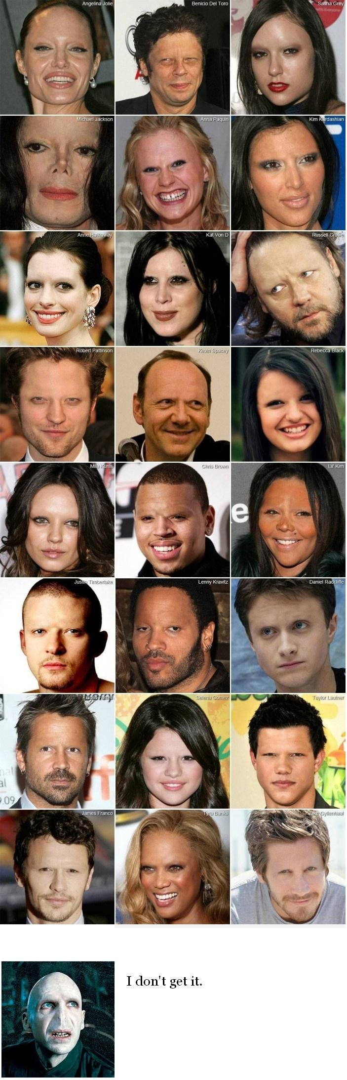 """Eyebrows ARE important.. ...... James """". Eyebrows may be important but REPOSTS aren't."""