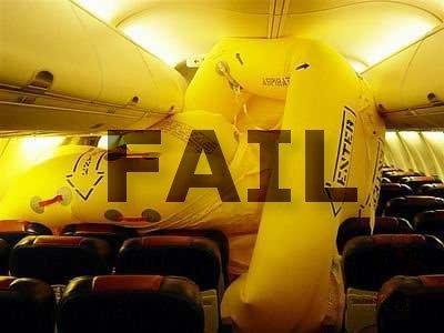 Fail. .. this is your captain speaking....were having some minor prob....OH AAAAAHHHHHHHHHHHHHHHHHHHHH