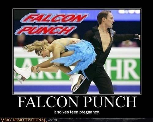 falcon punch. falcon punch!.