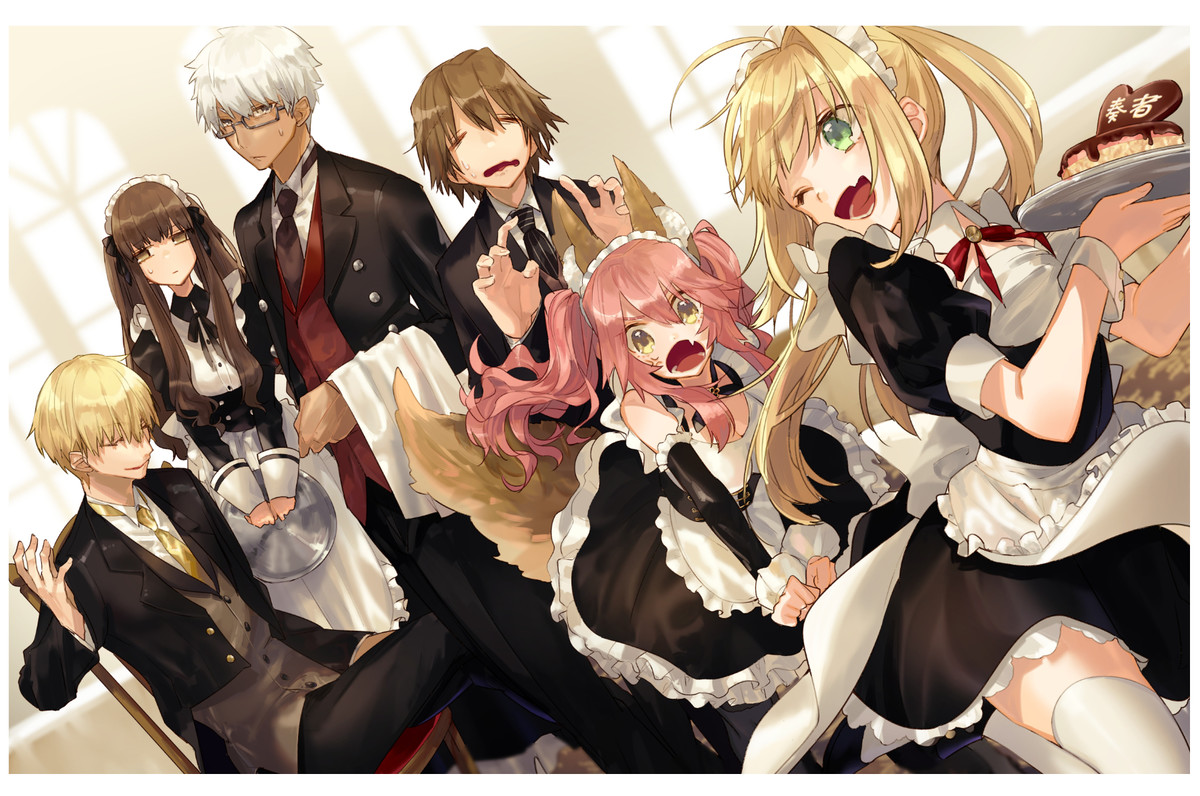 Fate Maids Part 3. join list: BriliantButlers (33 subs)Mention History join list:.