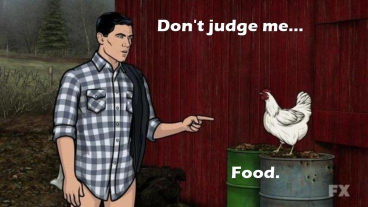 Food. .