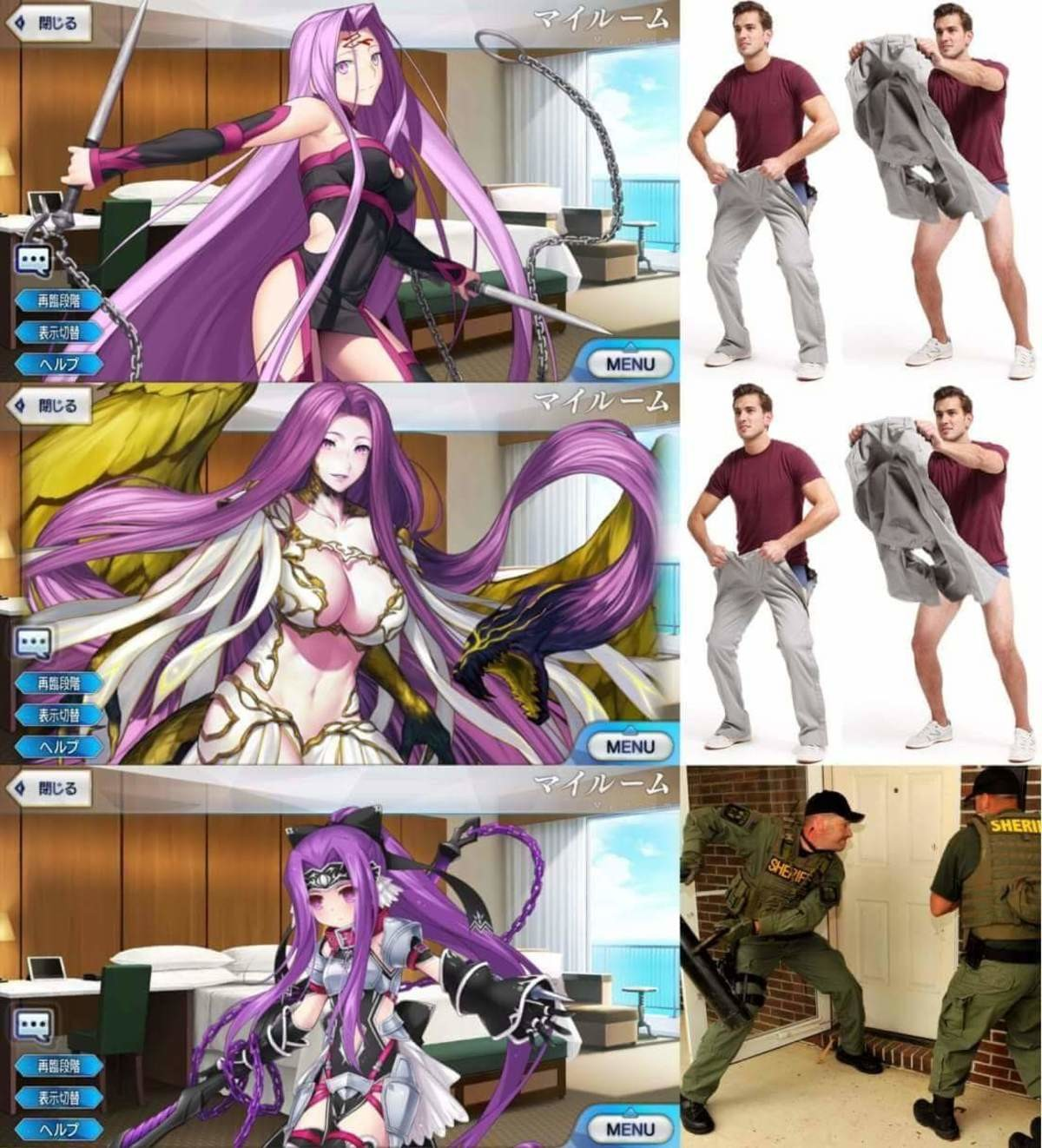 Forms of Medusa. join list: BewbDudes (2615 subs)Mention History join list:. >When you find out that she's older than 18