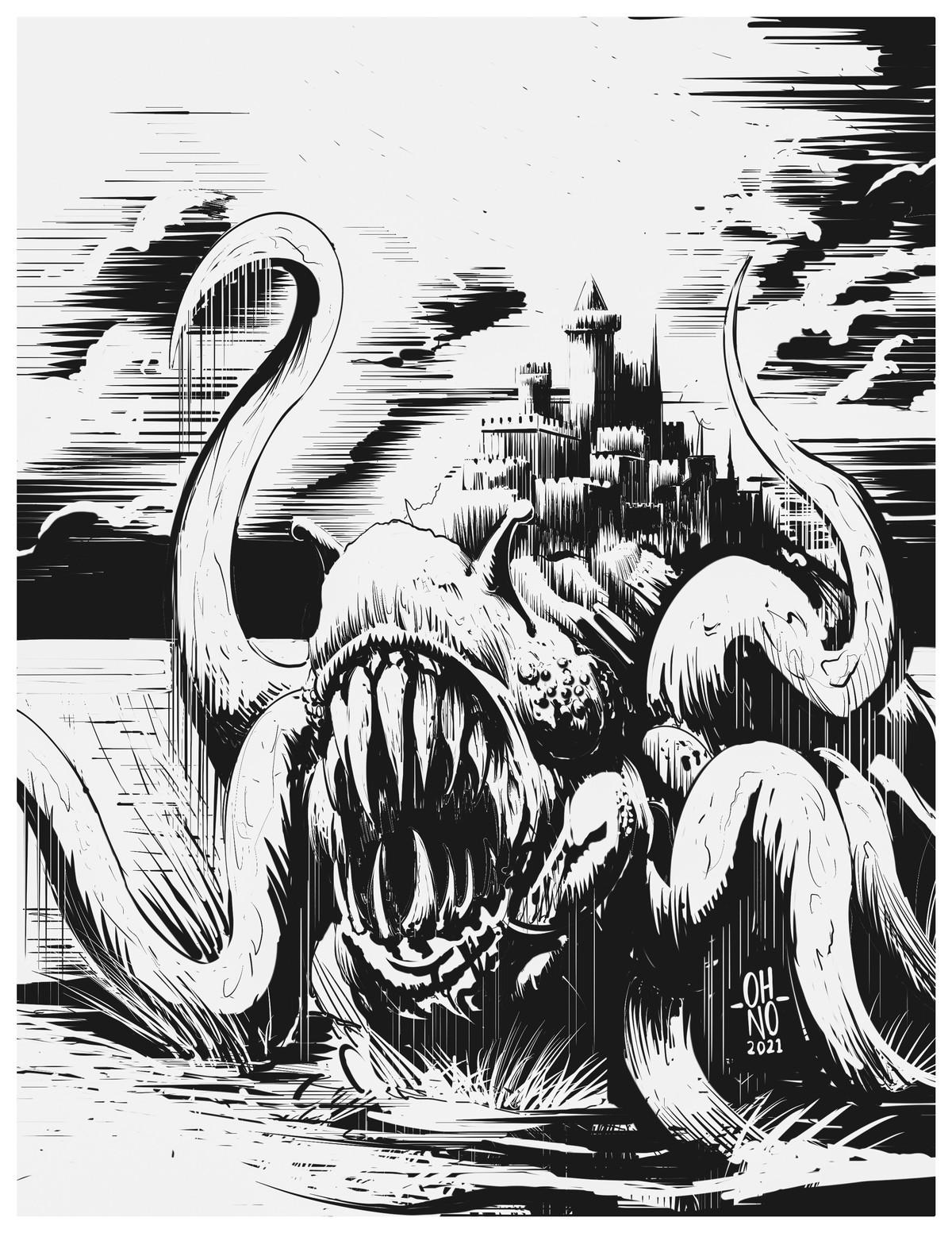 Fortress Slug by OhNoNeilio. .. Ewww detroit