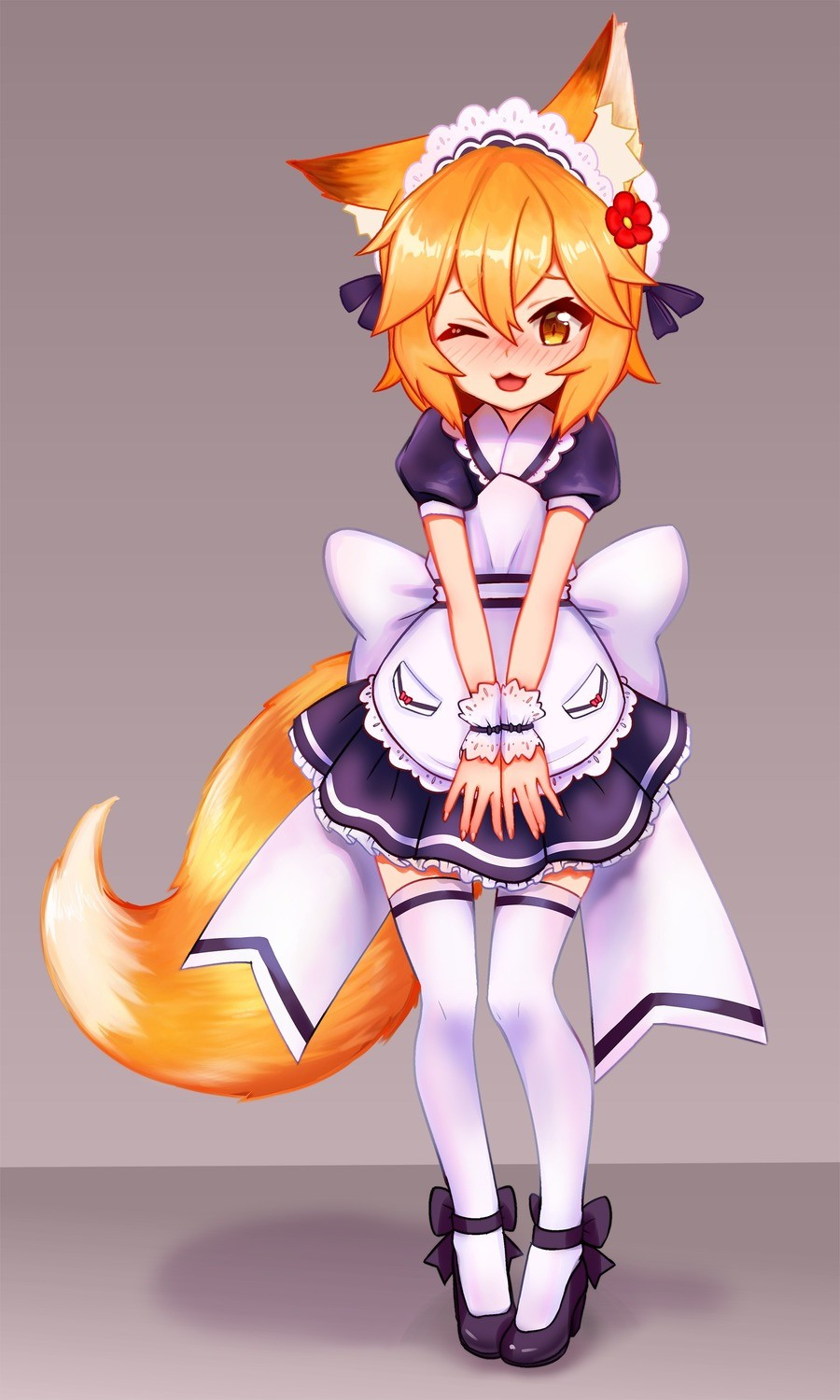 foxy. join list: SplendidServants (494 subs)Mention History join list:. why are fox maids so perfect?