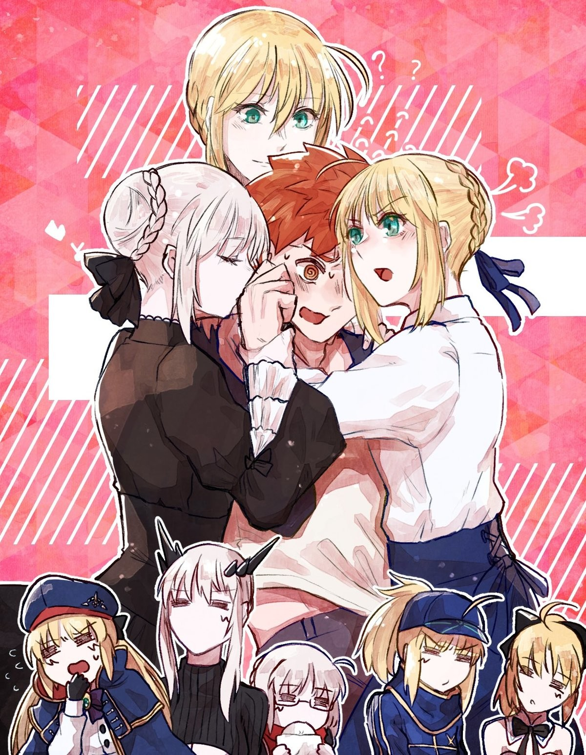 Garden of avalon. join list: SeiginoMikata (31 subs)Mention History.. Get your hands off MY ARTORIA.