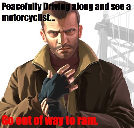 """Grand Theft Auto 4 Meme. Probably not relevant anymore but i still play it a lot. Will make a Comp later.<br /> <br /> <a href=""""pictures/177"""