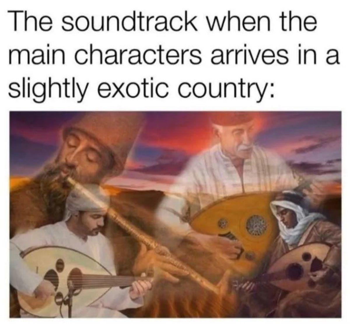 greedy Elk. .. Desert levels have great music.