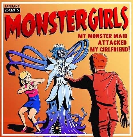 Guy in a Monster world:Movies (mini series). >So after that huge fight between the two i manged to calm them down with some bandages around my head >Entir
