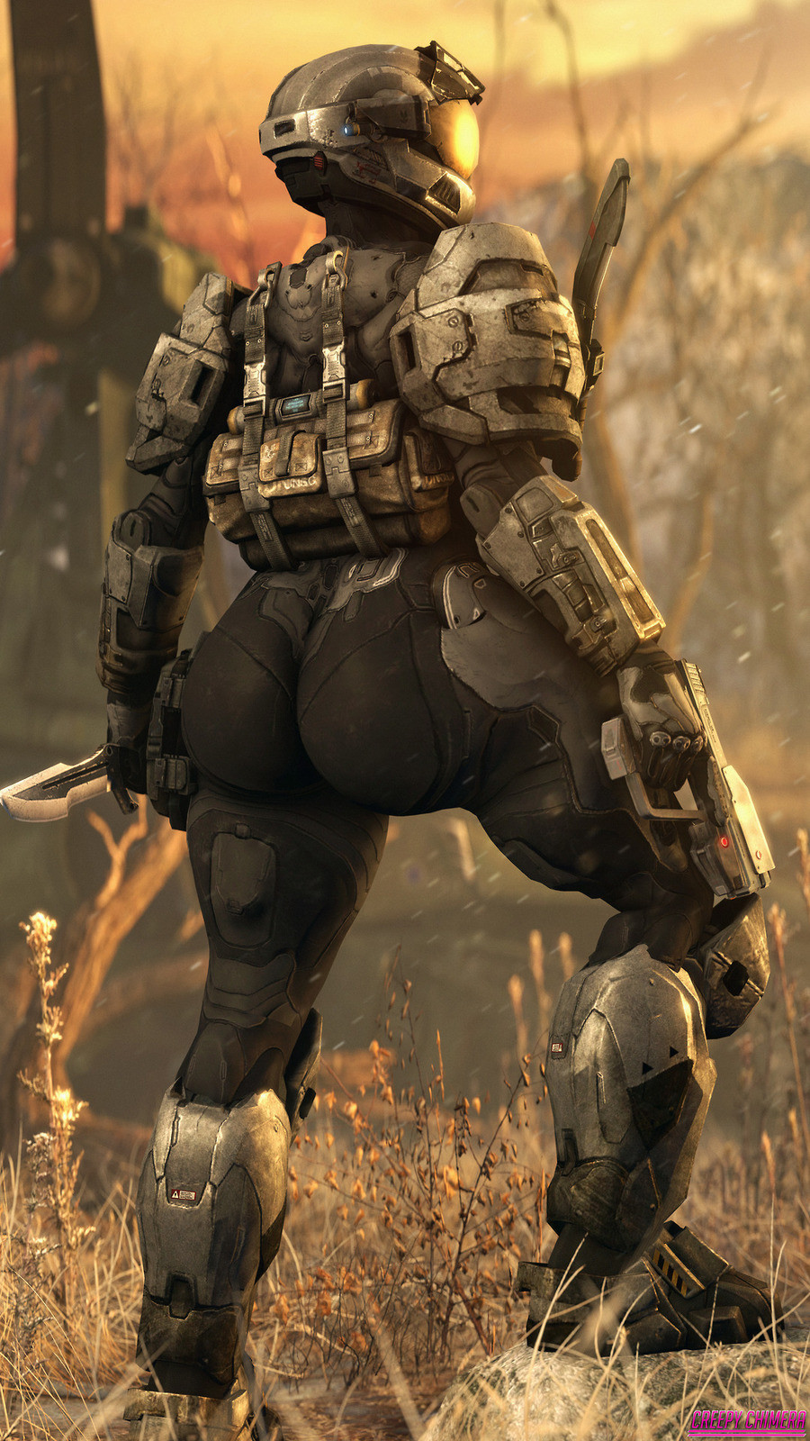 Halo THICC. join list: AssMen (2878 subs)Mention History join list:. sparta had females as well you know