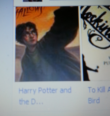 Harry Potter and the D. Apparently he wants it.