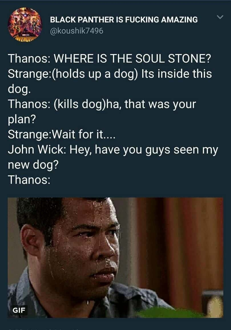Here boy. join list: MarvelStuff (205 subs)Mention History.. That's the normiest meme of 2018