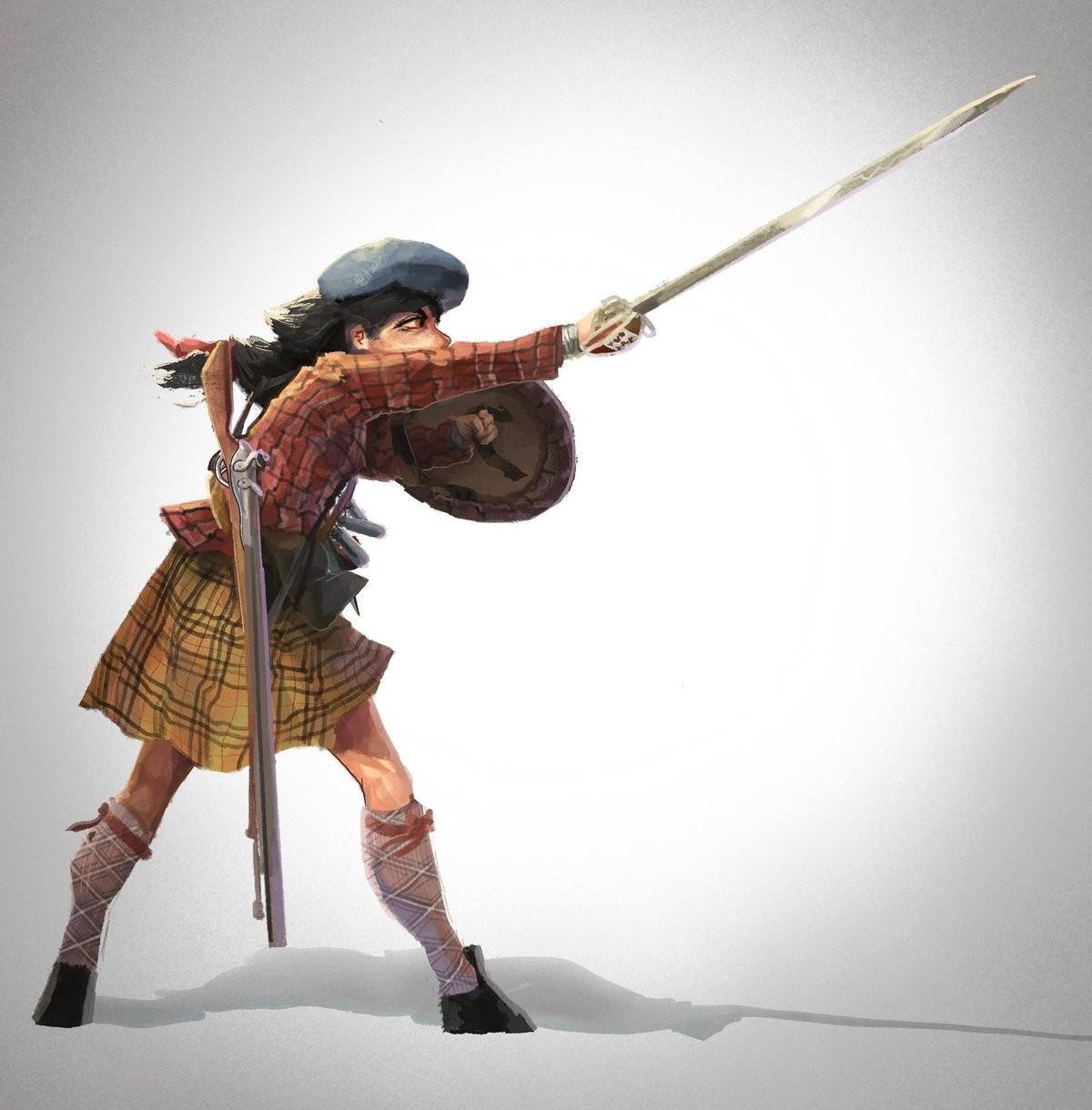 Highlander. .. Ye