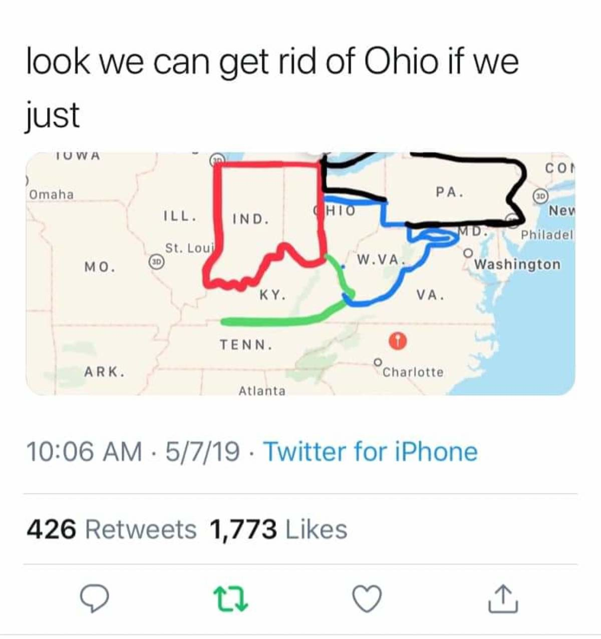 hilarious testy upbeat Penguin. .. >>#2, I hope your funny joke on the internet was worth it. Soon Ohio will get the fear and respect it deserves.