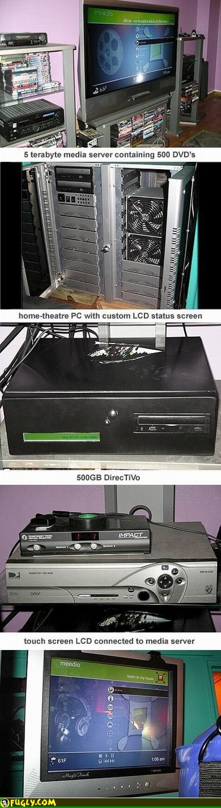 Home Theater. Nice..... if it doesn't have a decent amp, then it's ghey