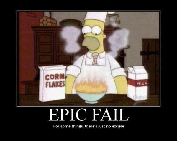 Homer Fail. .