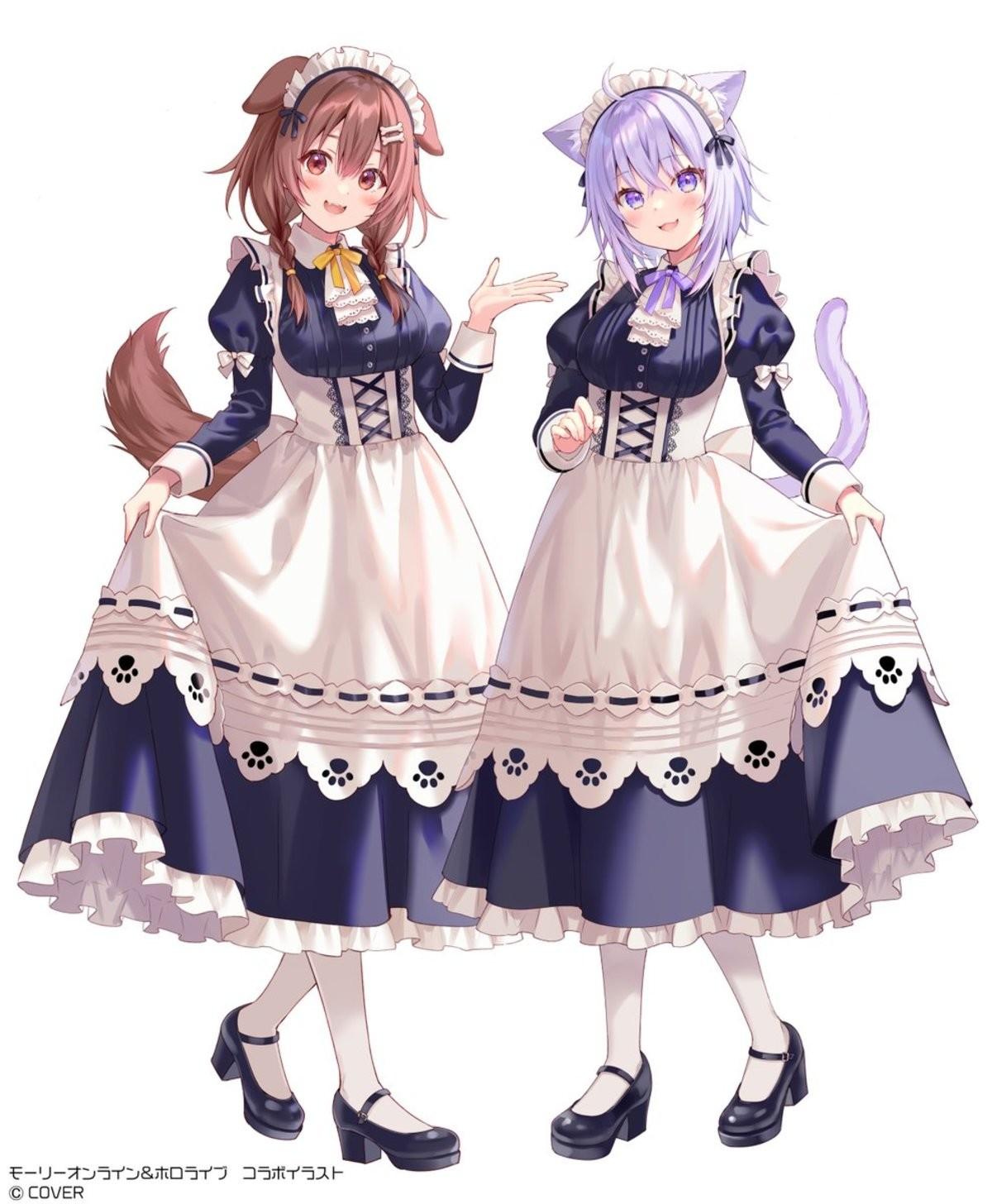 Hove Maids. .. Someanon