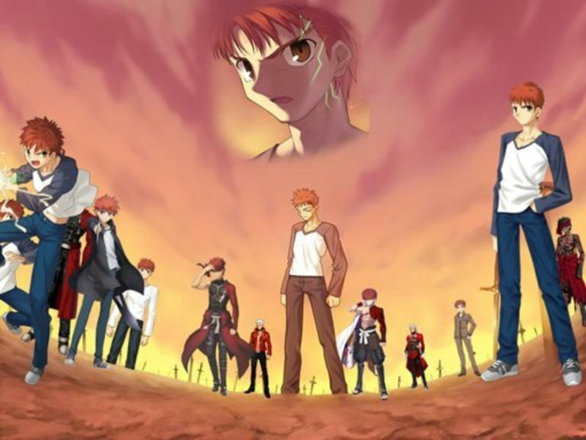 I AM THE BONE OF MY SWORD. join list: SeiginoMikata (31 subs)Mention History.. unlimited shirou works