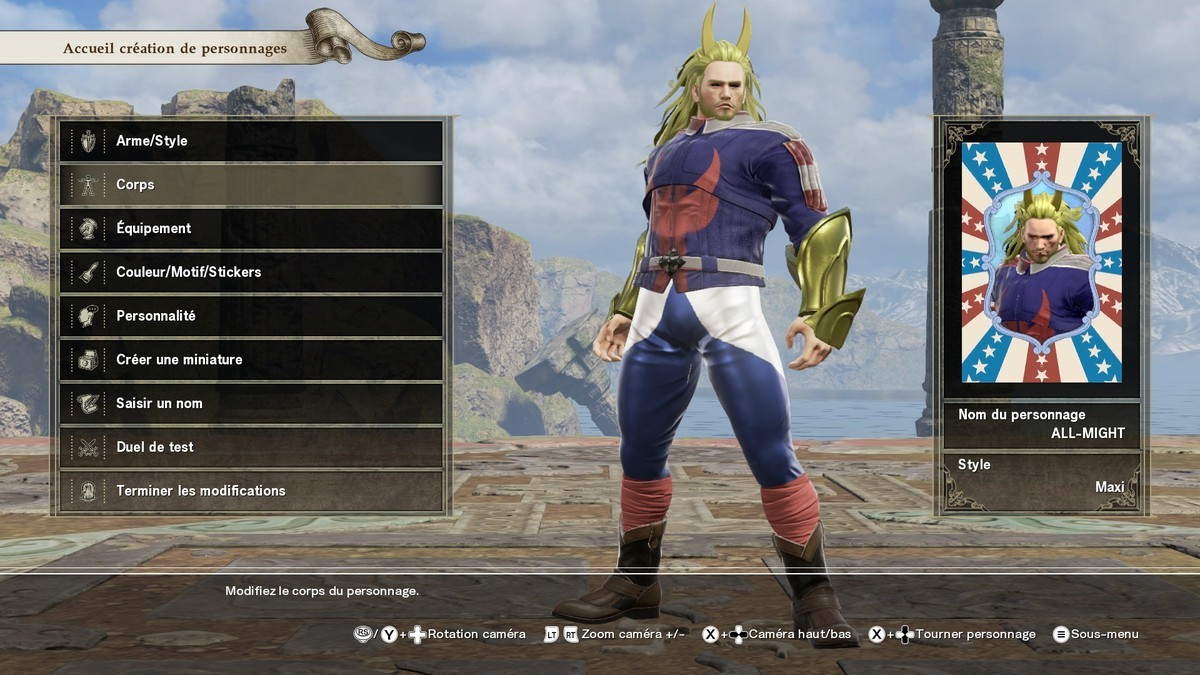 I really love SCVI. Made those two character myself, this customisation is so much better than Tekken 7 join list: SaikyoFighters (329 subs)Mention History ^ Fi