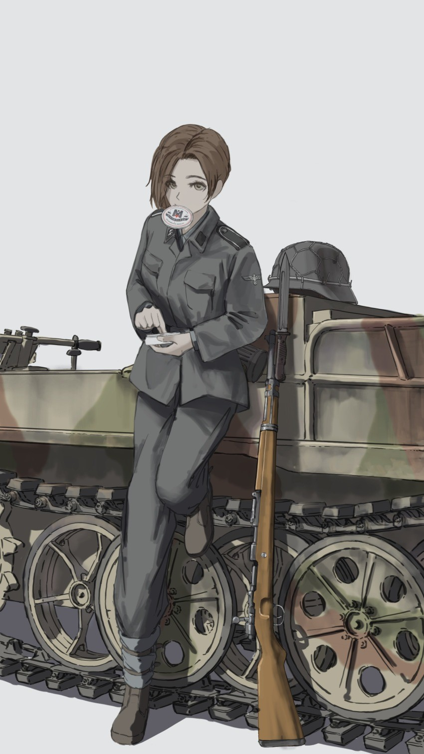 It's a ketten, it krads. Source: .. We doin some war crimes or what