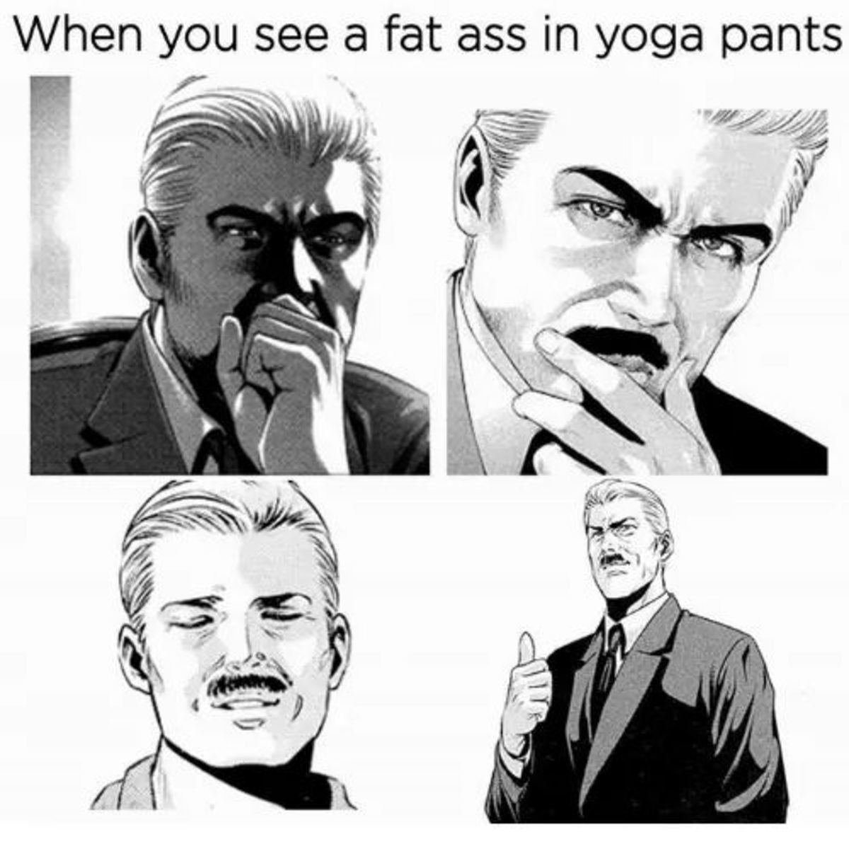 It's Yoga Pants Season. join list: AssMen (2878 subs)Mention History. stert l/ tyd see tit fat ass in I/ CKY?' t:. jan selter