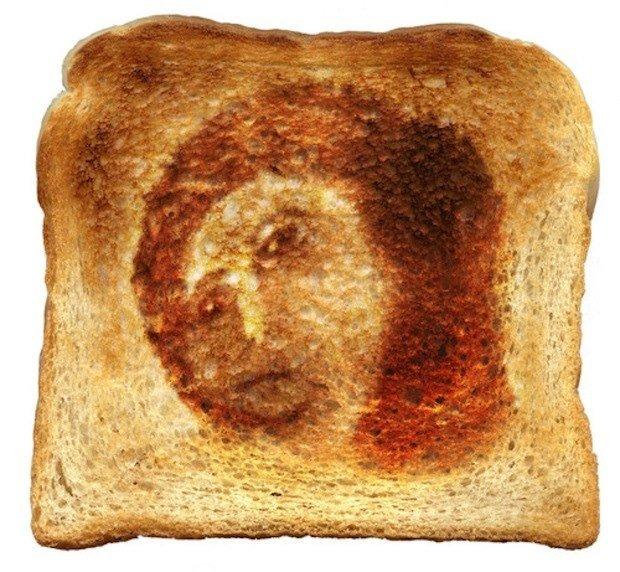 Jesus Toast. .. retoast?