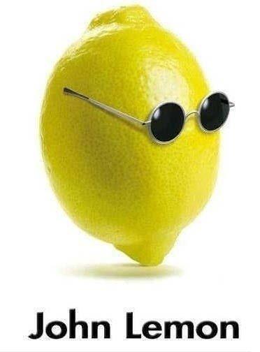 John Lemon. . John Lennon
